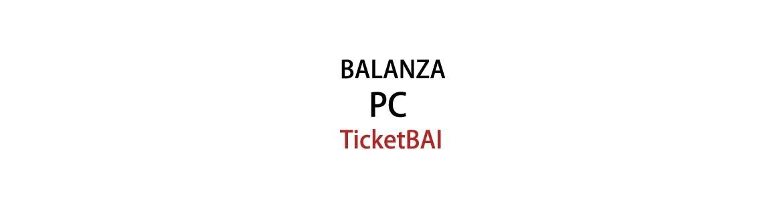 Balanza PC TicketBAI